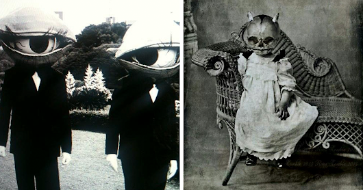 20+ Vintage Halloween Costumes That Will Scare You To Death