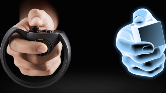 Man Reports Sensation In Missing Fingers Using Oculus Touch