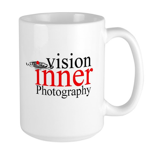 Inner Vision Photography Large Mugs on CafePress.com