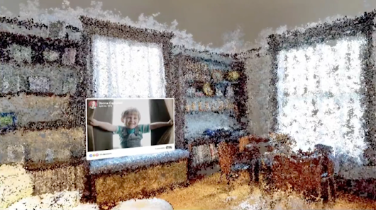 Facebook wants weird 'VR memories' to take you back to your childhood – TechCrunch