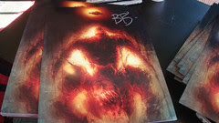 Dead Space Signed prints