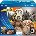 Sony PlayStation Vita Borderlands 2 Limited Edition Bundle - Black
