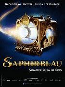 Poster k filmu        Safírově modrá       (festivalový název)