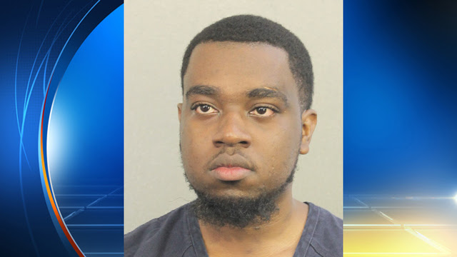 Image result for Security guard accused of watching woman through window in Miramar