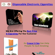 Disposable Electronic Cigarettes