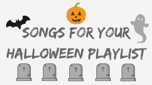 Songs For Your Halloween Playlist // who doesn't love dancing spooky skeletons?