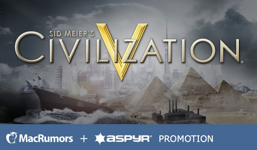 MacRumors and Aspyr Giveaway: Get a Free Copy of 'Civilization V: Campaign Edition' for Mac