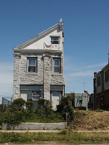 half house left side boulevard full web