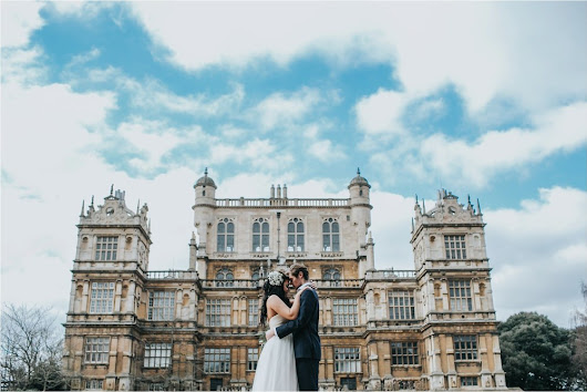 Wollaton Hall Wedding Venue | On a Day Like This Styled Shoot Photographs