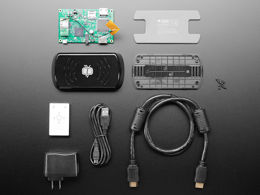 NeTV Starter Pack ID: 609 - $150.00 : Adafruit Industries, Unique & fun DIY electronics and kits