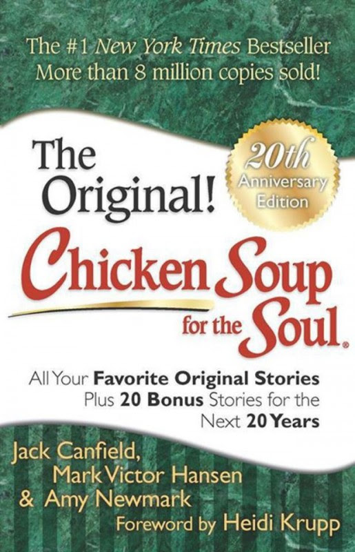 Chicken Soup For The Soul Quotes Sayings Chicken Soup For The