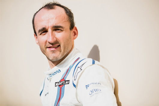 WILLIAMS MARTINI RACING Announces Robert Kubica as 2018 Reserve and Development Driver - Motor Sport Press | For the Latest Motor Sport News