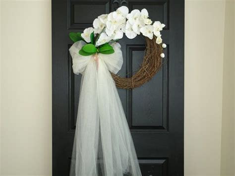spring summer wreaths wedding door decorations by