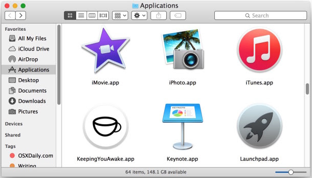 How To Use Iphoto Instead Of Mac Photos App In Os X Osxdaily