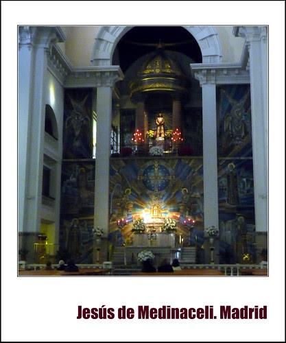 Jesús de Medinaceli, Madrid.