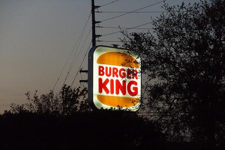 Cеть быстрого питания Burger King планирует возвращение на Нью-Йоркскую фондовую биржу