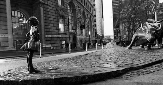 Fearless Girl Is Getting a Permanent Home in NYC, Though She May Be Relocated