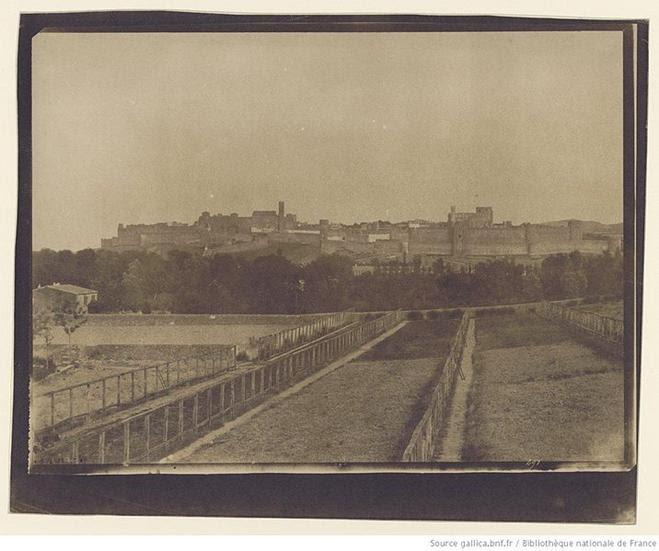 File:Cité de Carcassonne par Gustave Le Gray 1.jpg