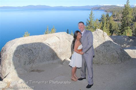 Wedding in Lake Tahoe   Vista Point Wedding Venue in Lake