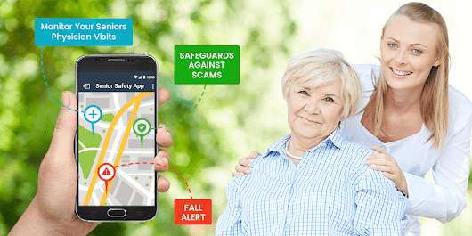 Getting Senior GPS Tracker for Elderly Parents and Why - Senior Safety App