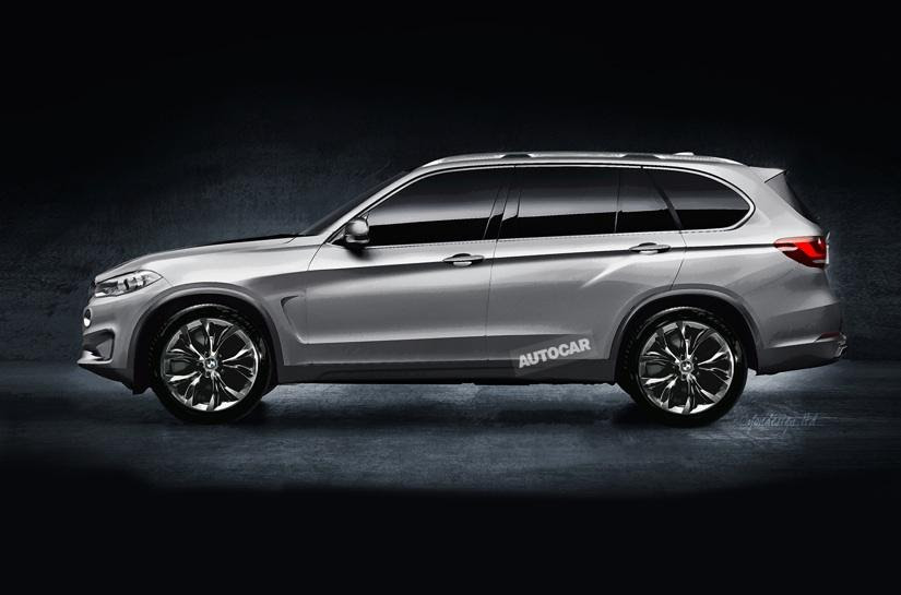 BMW X7 full-size SUV confirmed | Digital Trends