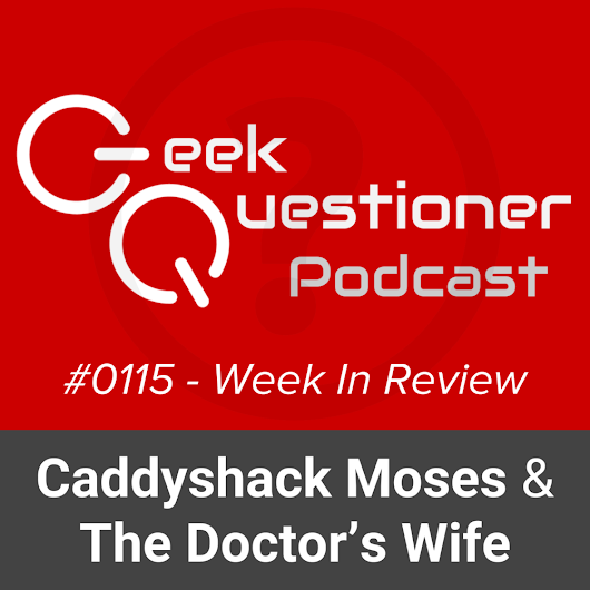 Caddyshack Moses & The Doctor's Wife