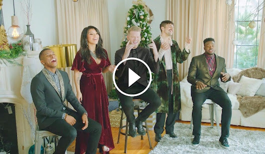 Pentatonix's Acappella Rendition of 'Deck the Halls' is the Perfect Start to Christmas | fascinately