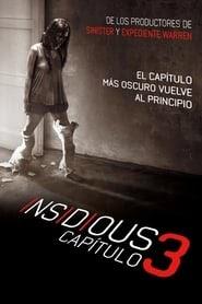 Insidious: Capítulo 3 2015 descargar castellano la película completa en español hd online