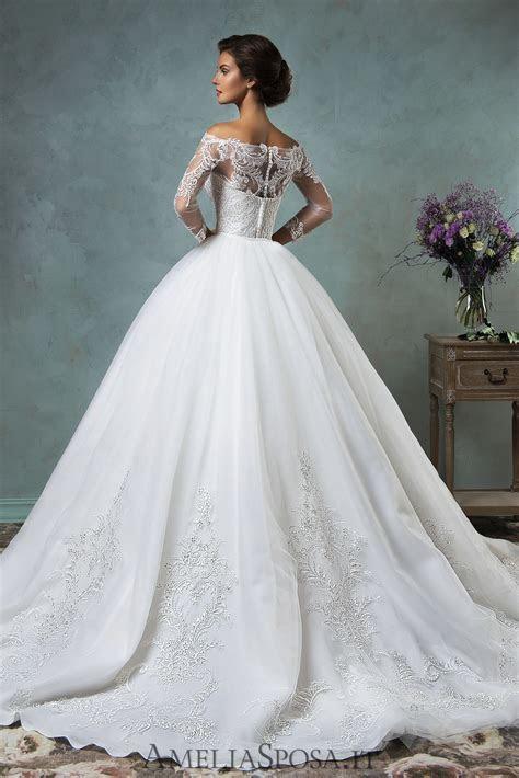 Wedding Dress Celeste, Silhouette: Transformer, Ball Gown