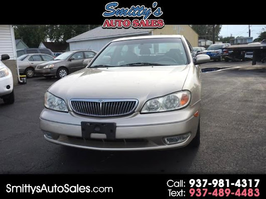 Used 2001 Infiniti I30 Luxury for Sale in Greenfield OH 45123 Smitty's Auto Sales