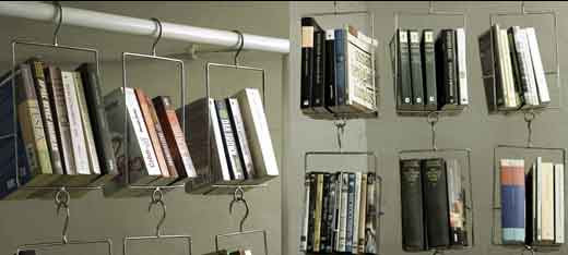 Hanging Bookself
