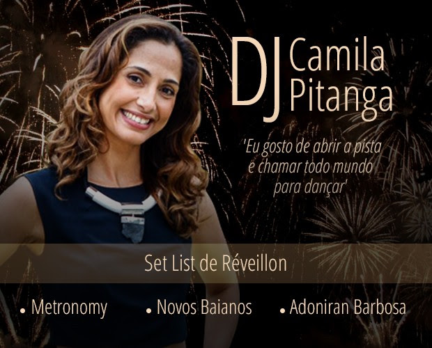 Camila Pitanga (Foto: Gshow)