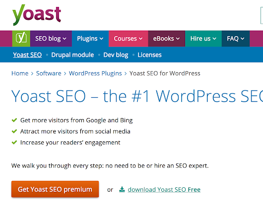 Should my Mortgage Website have Yoast SEO Premium? - Vonk Digital Mortgage Websites