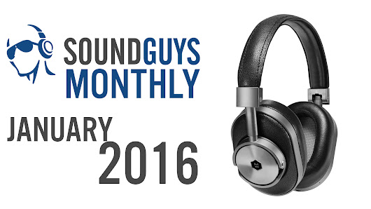 Sound Guys Monthly - Master & Dynamic MW60 Giveaway
