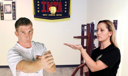 Four Weeks or One Month of Unlimited Wing Tsun Kung Fu Classes at Wing Tsun Az (Up to 57% Off)