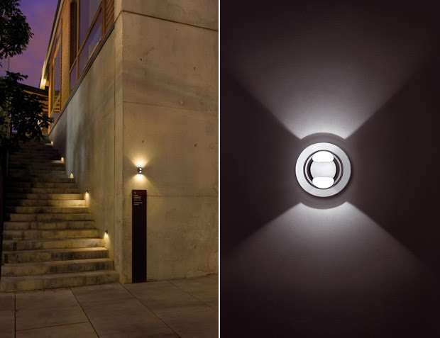 Lampara de led zero mini blog y arquitectura for Lamparas para exteriores