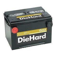 SOFT Use: Choice Repair leaking car battery