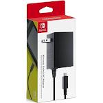 Nintendo - AC Adapter for Nintendo Switch - Black