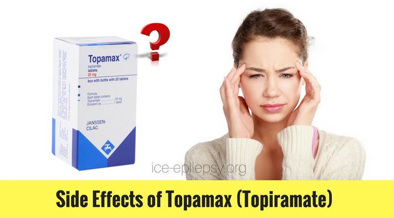 Side Effects of Topamax (Topiramate)