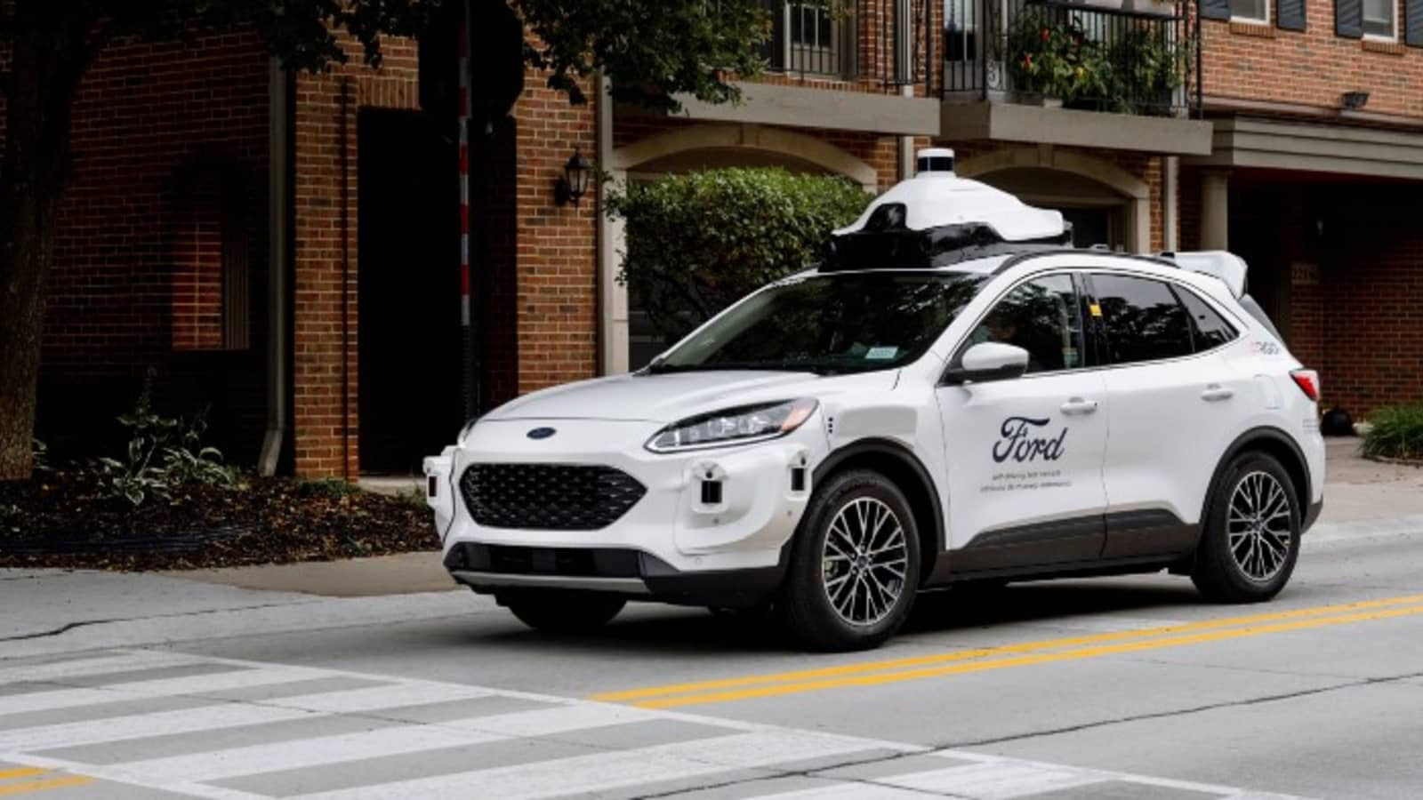 Walmart to test self-driving cars in multiple cities with Ford and Argo AI