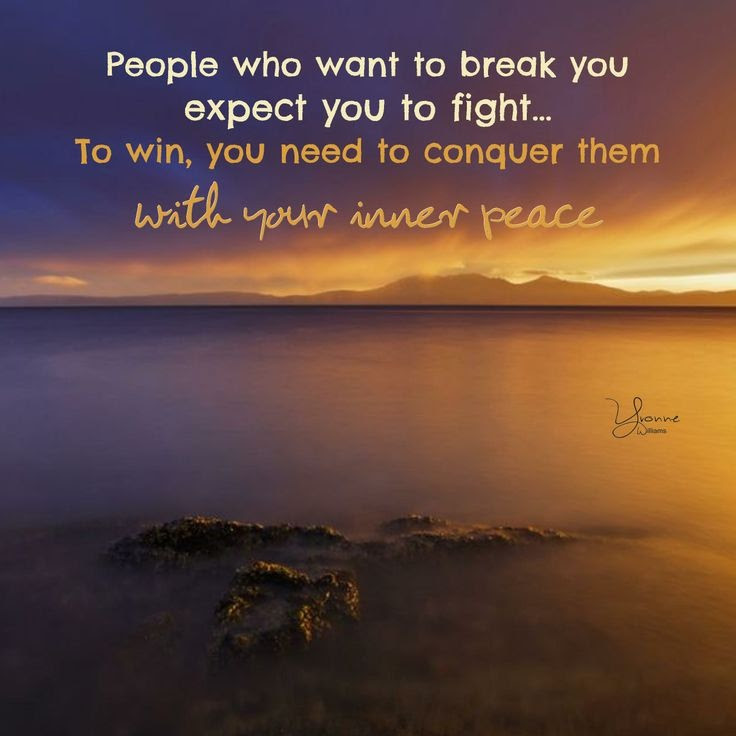 Finding Inner Peace Quote Quote Number 571256 Picture Quotes