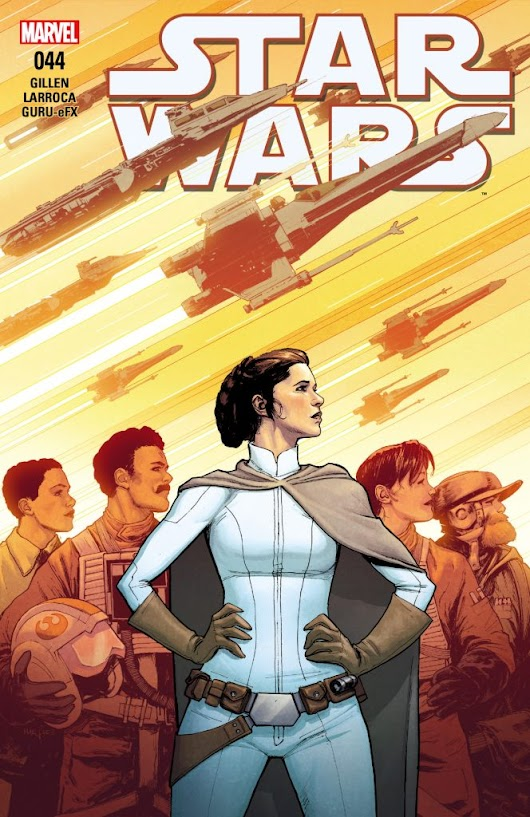 Review: STAR WARS #44 - Inside The Force: A Star Wars Podcast