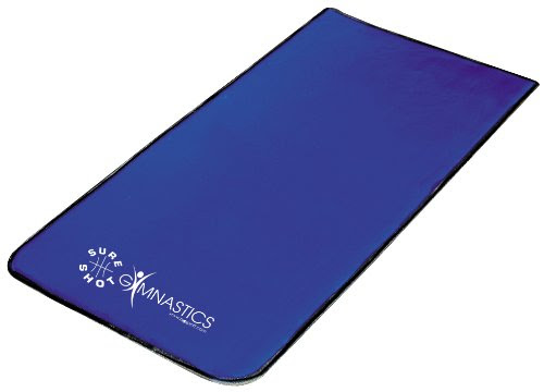 Sureshot Aerobic Mat - Blue