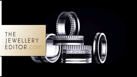 Boucheron's Quatre Black Edition rings   YouTube