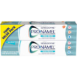Sensodyne Pronamel Fresh Breath Toothpaste, Fresh Wave - 2 pack, 4 oz tubes