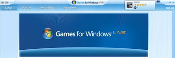 Gaming For Windows Live