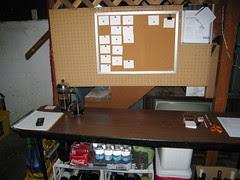 foto, desk