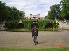 Orangerie kat Park Sanssouci, Potsdam, Germany