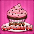 Papa's Cupcakeria Game - Cooking Fever Game