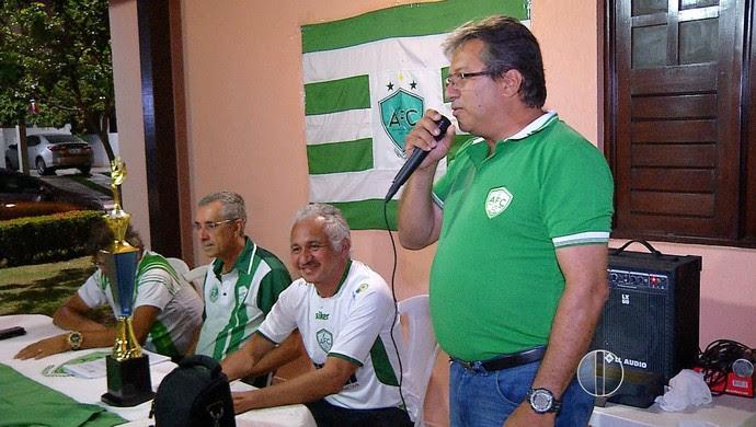RN - Osvaldo Trigueiro - presidente - Alecrim (Foto: Reprodução/Inter TV Cabugi)